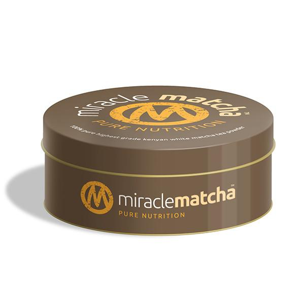 Miracle Matcha White Tea Powder