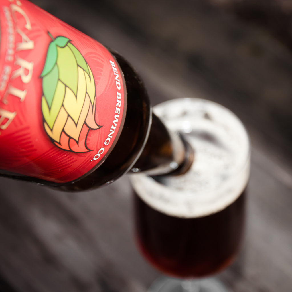 Bend Brewing Co. - Scarlet Pours Red
