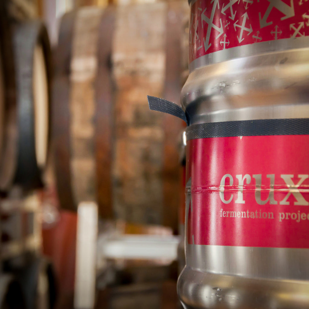 Crux Fermentation Project - At The Crux