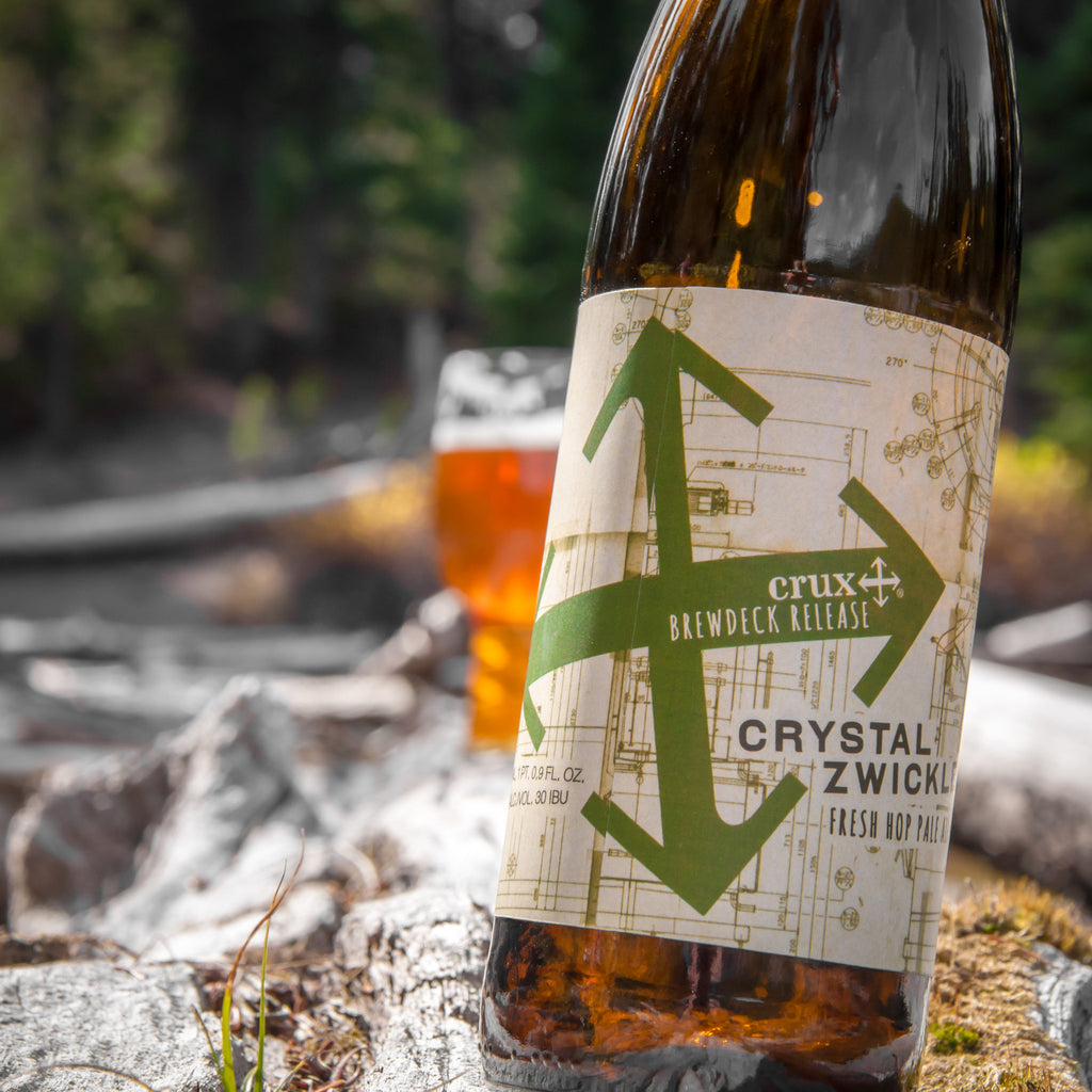 Crux Fermentation Project - Crystal Zwickle