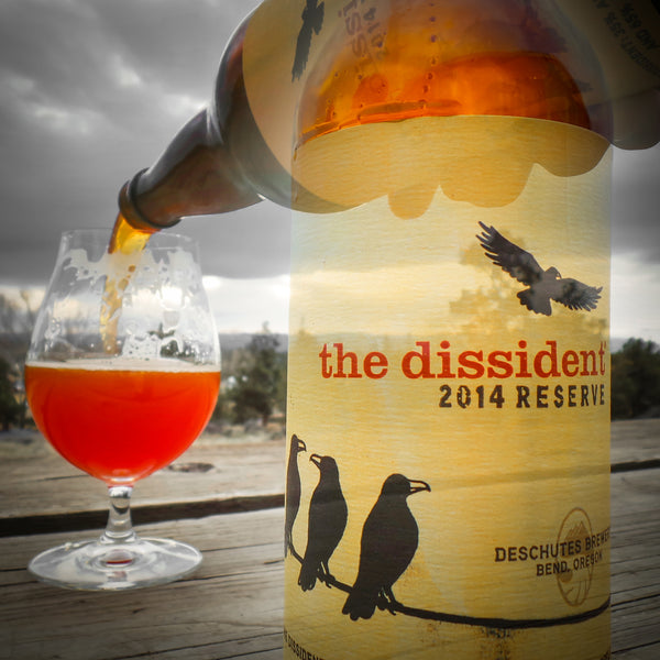 Deschutes Brewery - Dissident: Fly Away