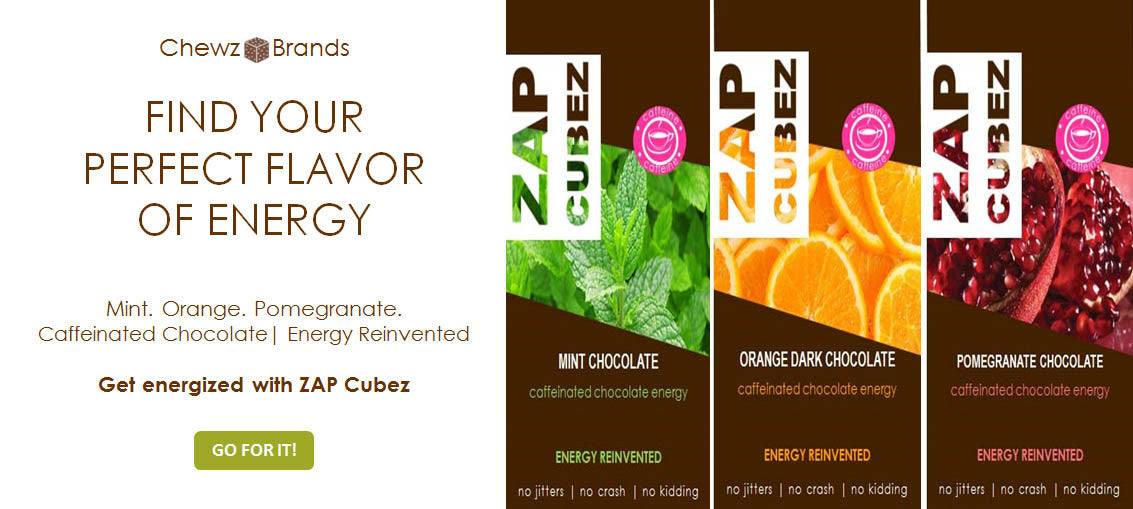 Find your Perfect Flavor of Energy