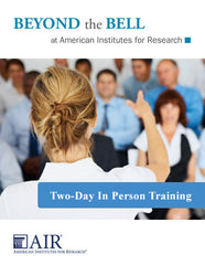 Two-Day In-Person Training