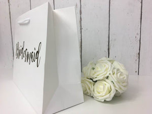 Maid of Honour Gift Bag