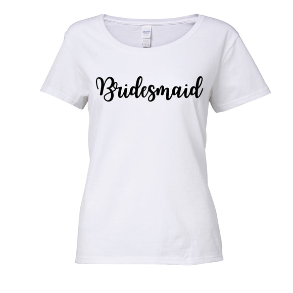 Hen Party T Shirt - Bridesmaid Shirt - Bridesmaid Top - Bridesmaid Gift - Hen Party T Shirt - Personalized T Shirt
