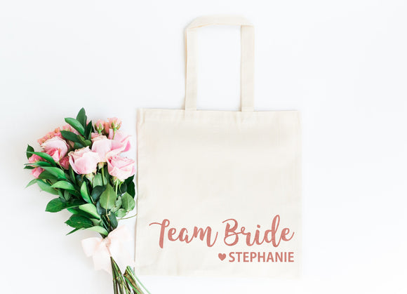 Personalized Hen Party Gift Bag, Bridesmaid Gift