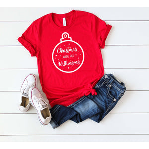 Children's Christmas Shirt | Matching Family Christmas T Shirts