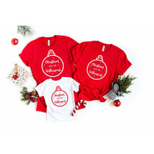 Load image into Gallery viewer, Matching Family Christmas Shirts • Matching Christmas Shirts