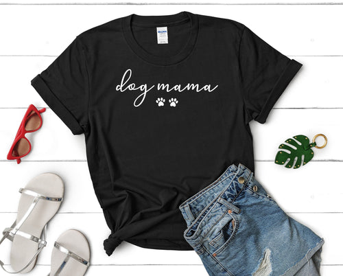 Dog Mama Shirt, Fur Mama Shirt, Dog Mum Shirt