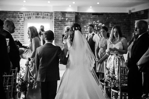 Rustic Wedding - My Own Wedding Day - Sopley Mill - 28.08.16