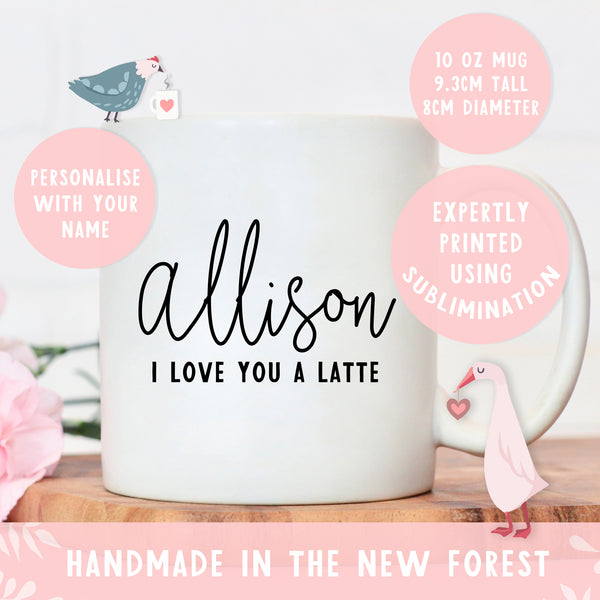 coffee mug gift for her