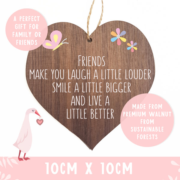friendship gifts for her uk