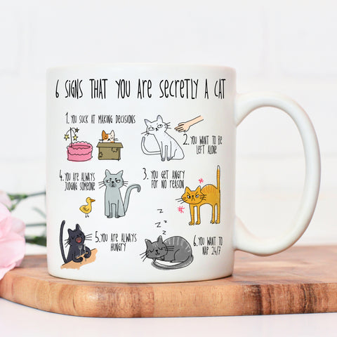 funny cat mug uk