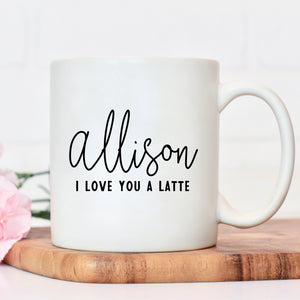 coffee mug for her