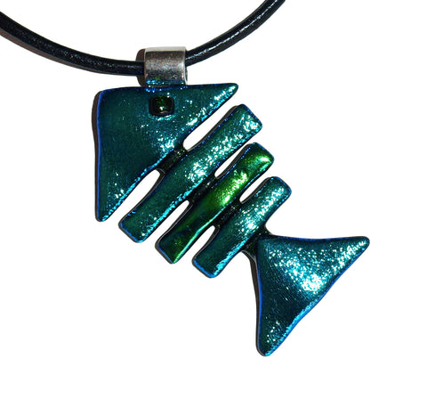 Gorgeous Green Fish - The Ocean Collection