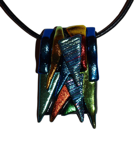 Merry Mix Multi-Layer Pendant