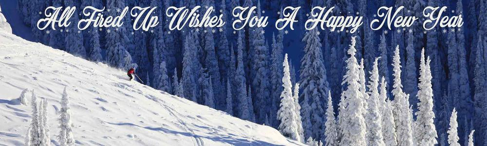 Warmest Wishes from All Fired Up