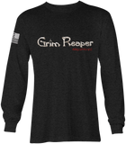 Grim Reaper Graphic T-Shirts (Long-Sleeve)
