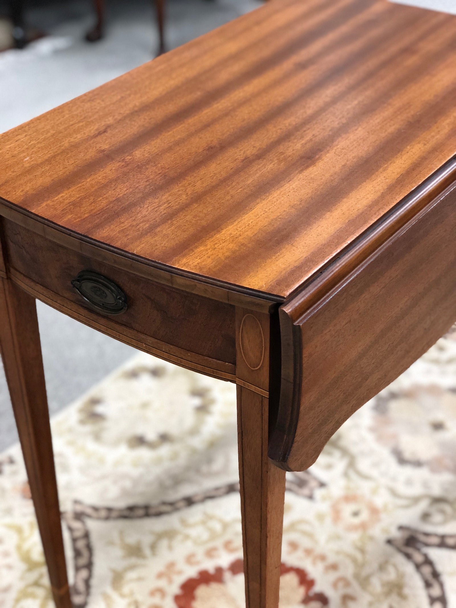 Benson Drop Leaf Table