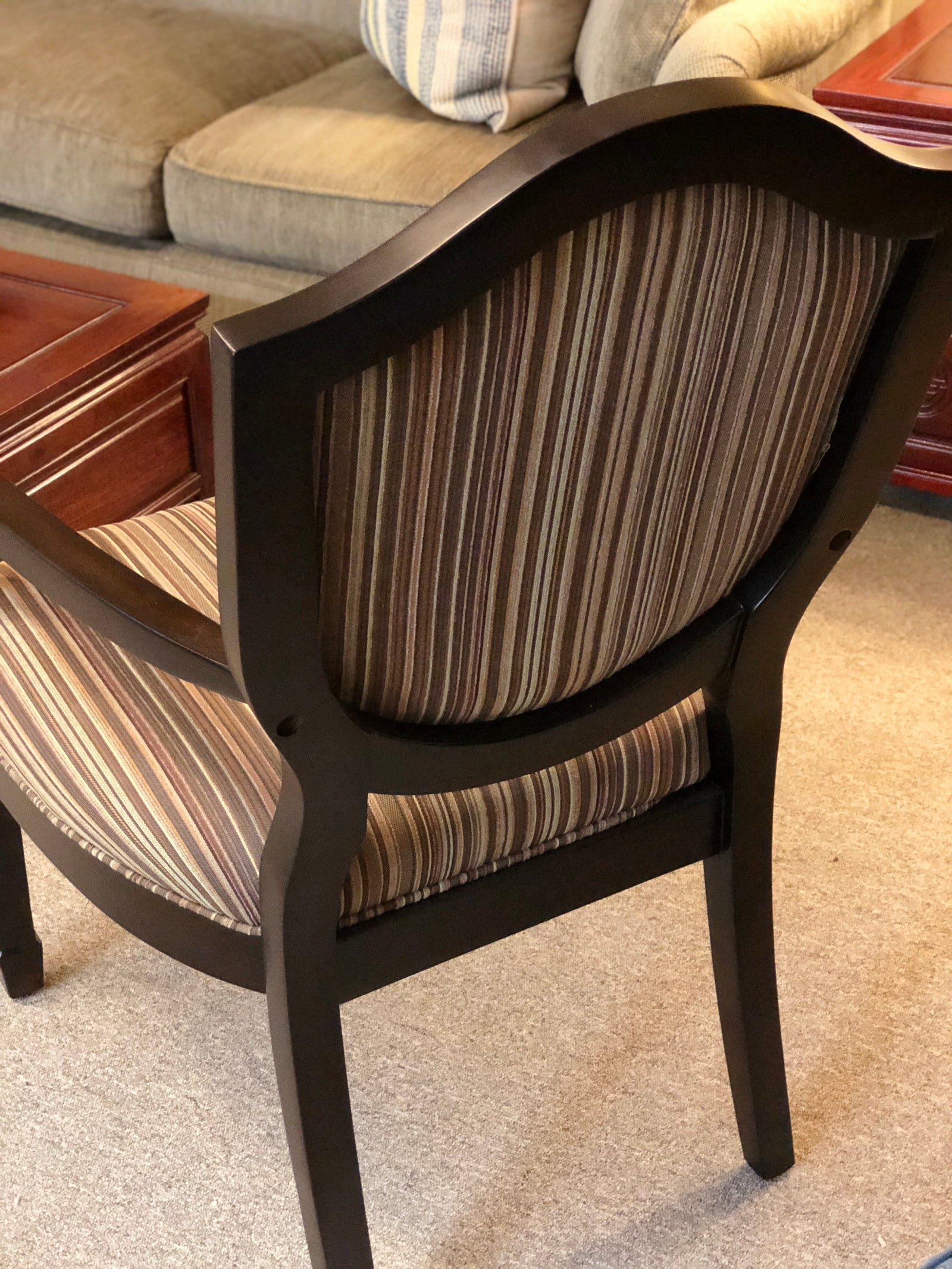 Pair of Accent Chairs