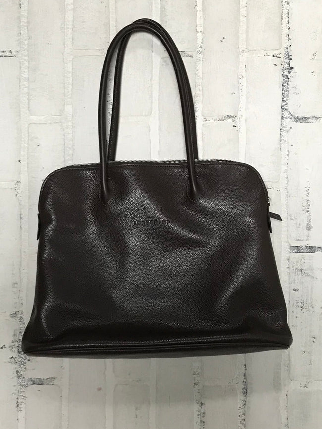 Longchamp Leather Briefcase