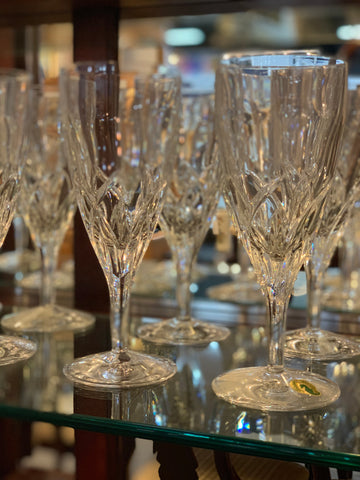 Waterford Crystal Merrill Goblets (12)