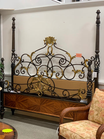 Thomasville Furniture King Bed