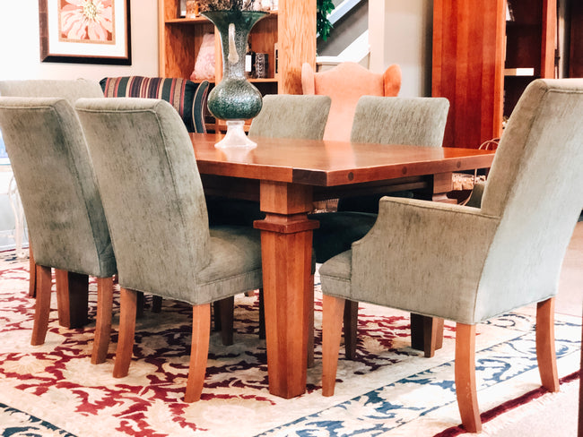 Restoration Hardware Table and Chairs
