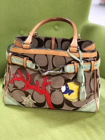 Coach Limited Edition Handbag