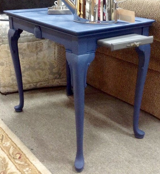 Painted Tea Table