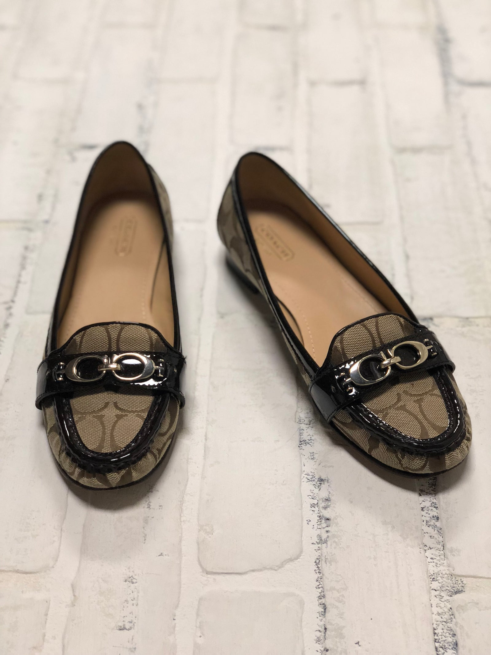 Coach Loafer (8.5)