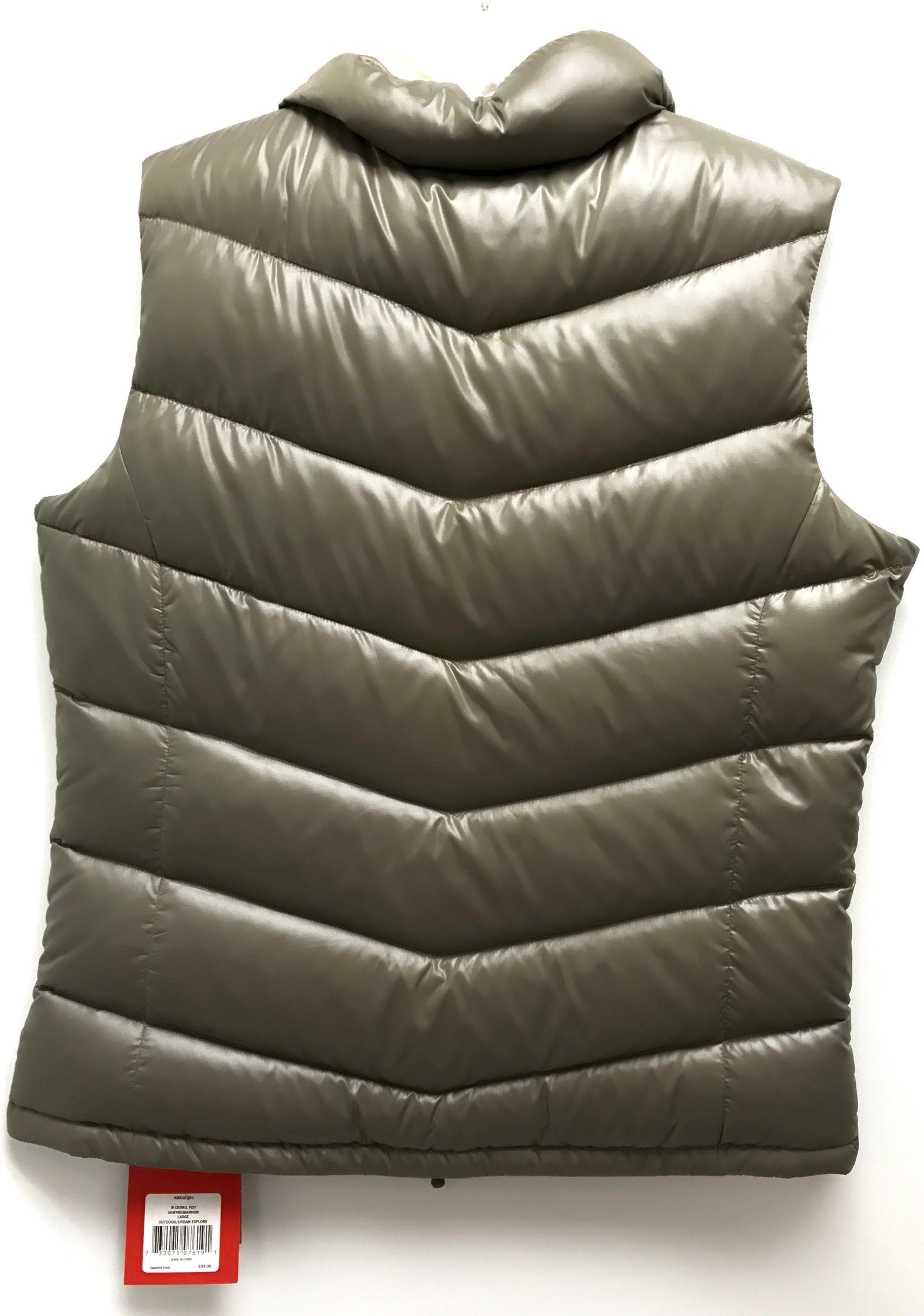 NWT The North Face Vest