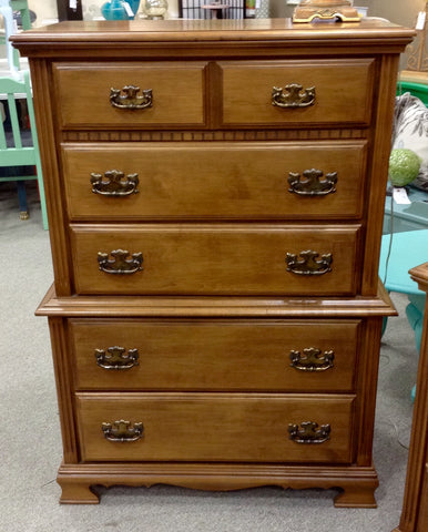 Maple Highboy