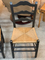 Wicker Chairs PAIR