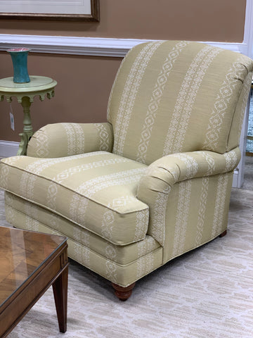 Ethan Allen Oxford Chair