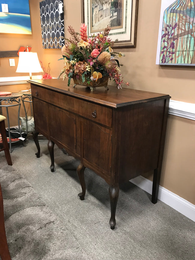 Antique Walnut Buffet