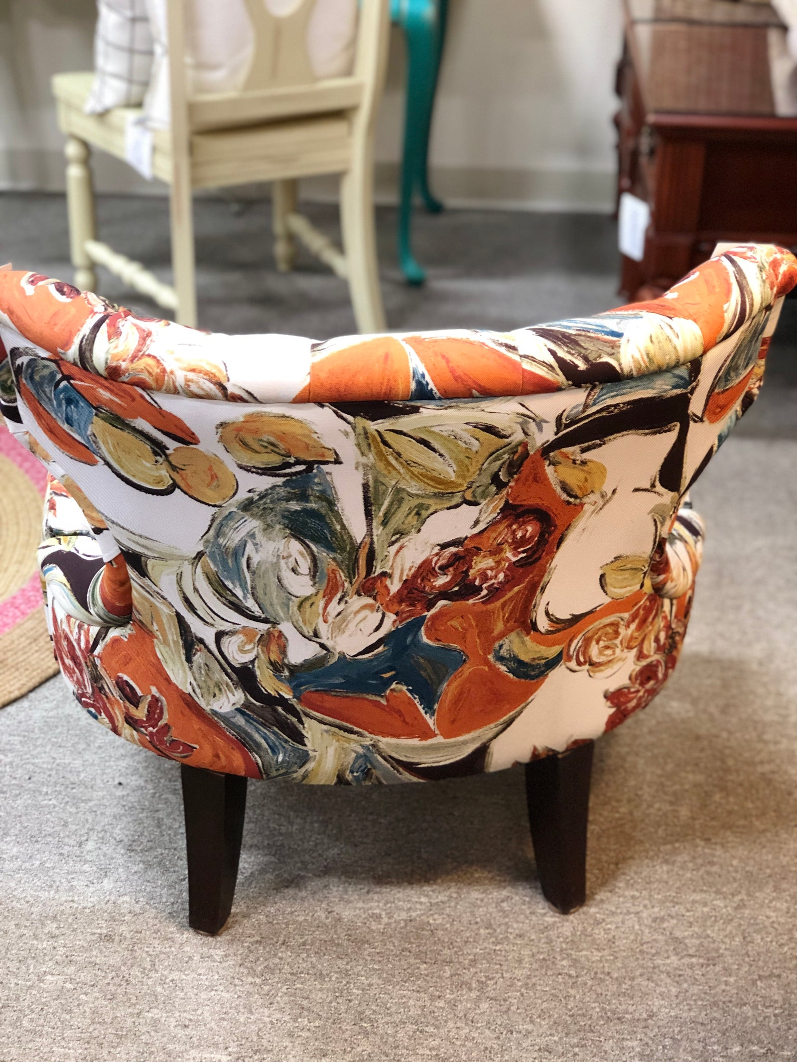 Glen Wing Back Chair