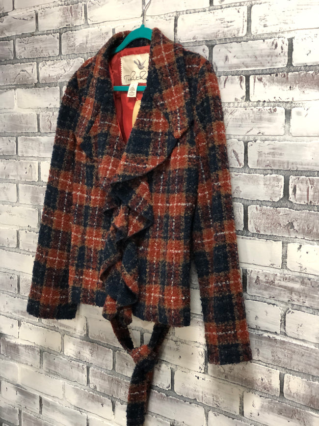 Tabitha Plaid Jacket 12