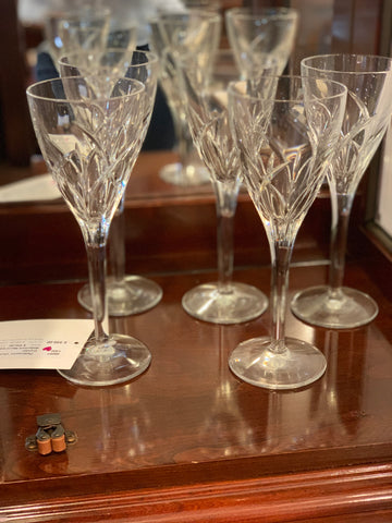 Waterford Merrill Wine Glasses (5)