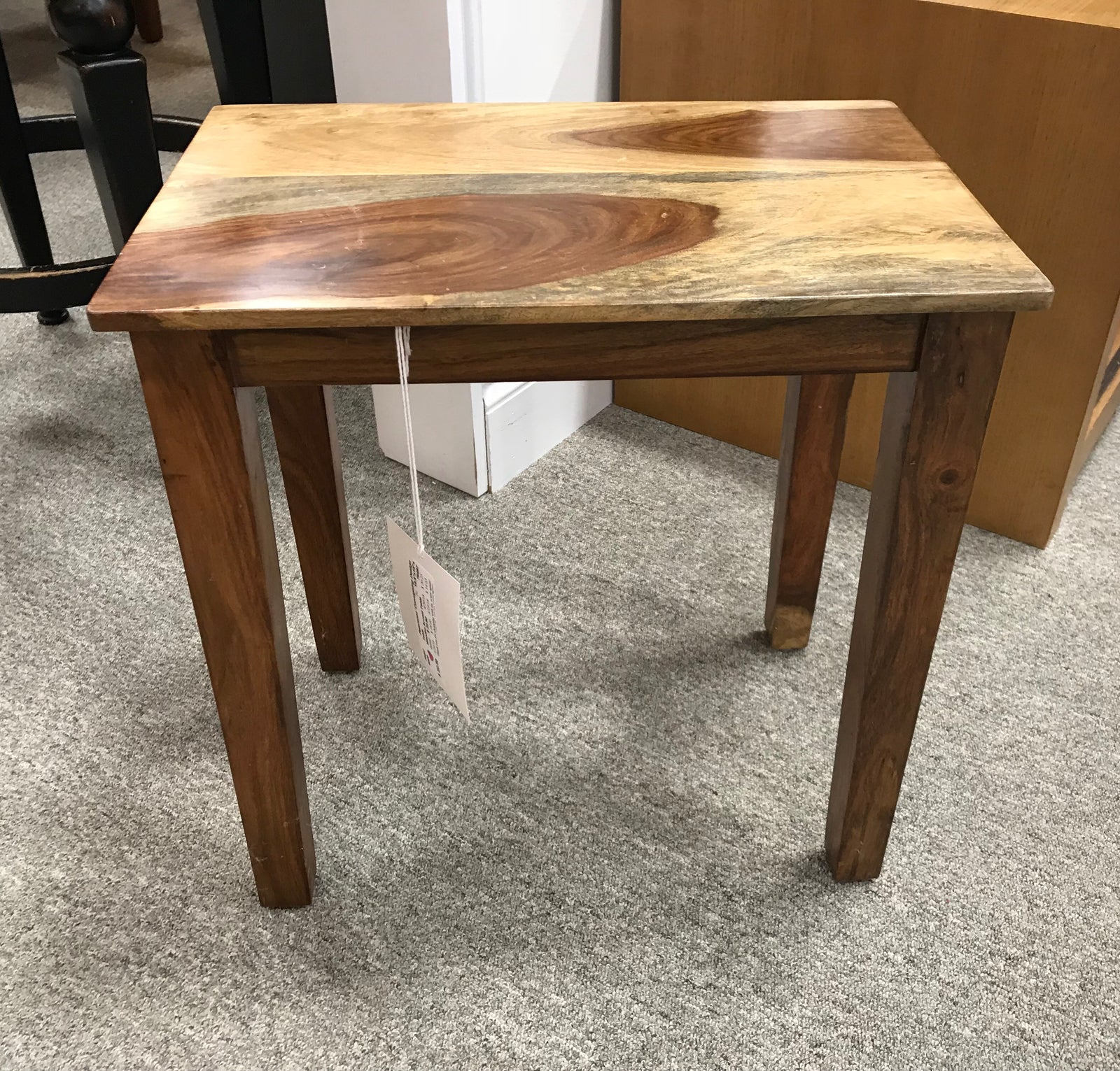 Wooden Accent Table