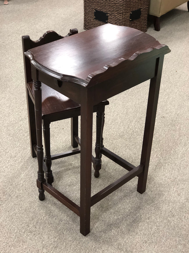 Telephone Table W|Chair
