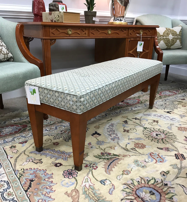 Ethan Allen Jordan Bunching Coffee Table: Petersons' Consigning Design