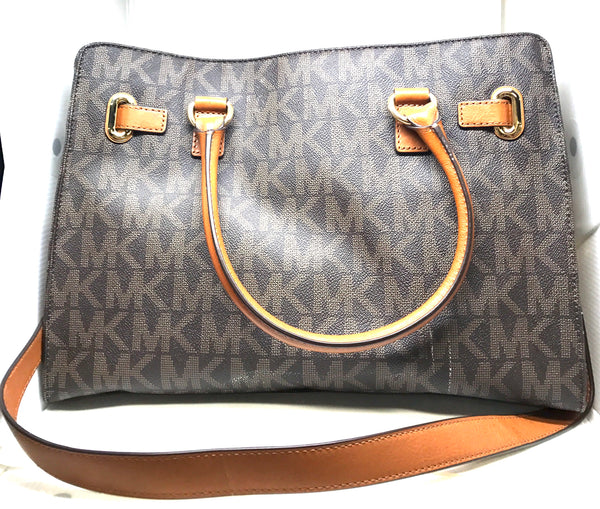 Michael Kors Monogram Purse