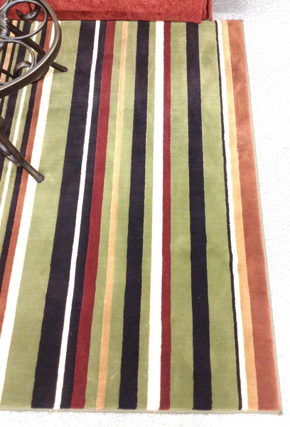 Striped Rug