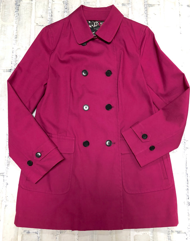Talbots Trench Coat (12)