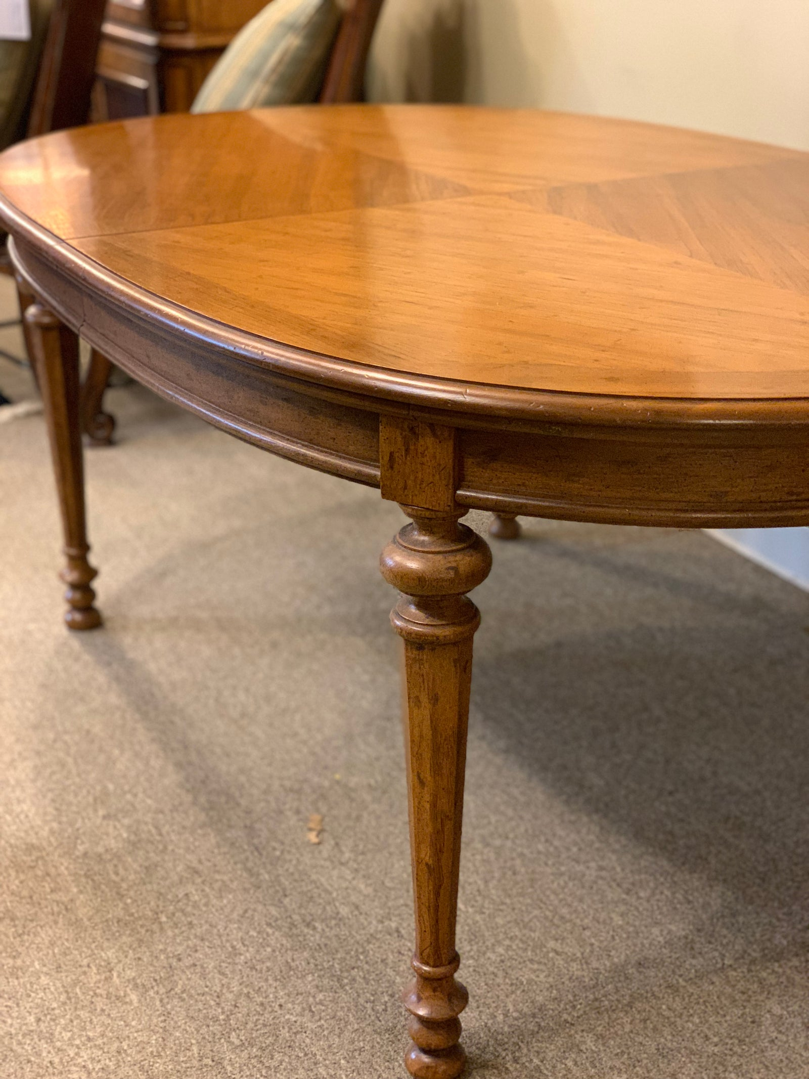 Drexel Dining Table Petersons Consigning Design