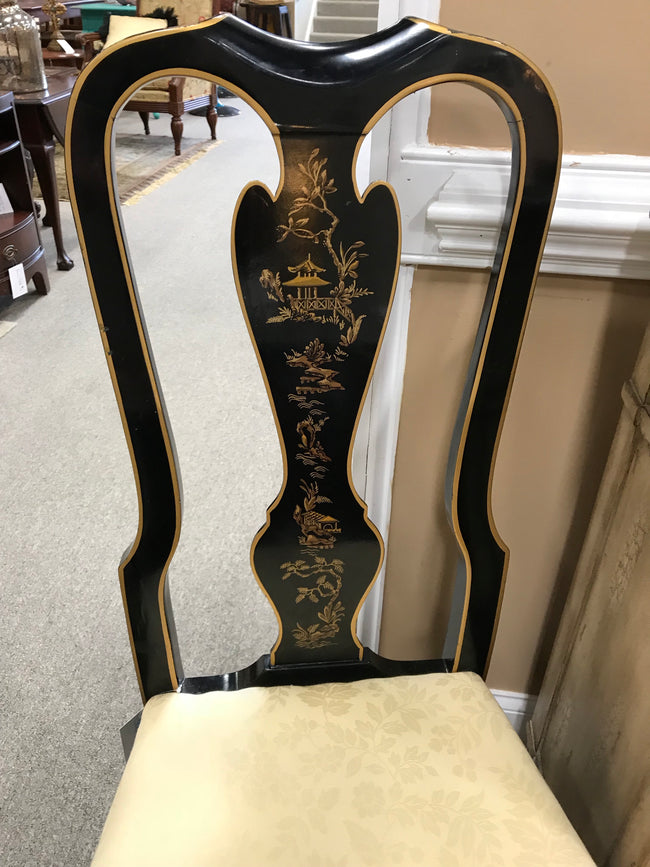 Oriental Painted Chairs