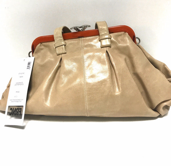 FRNC Leather Bag
