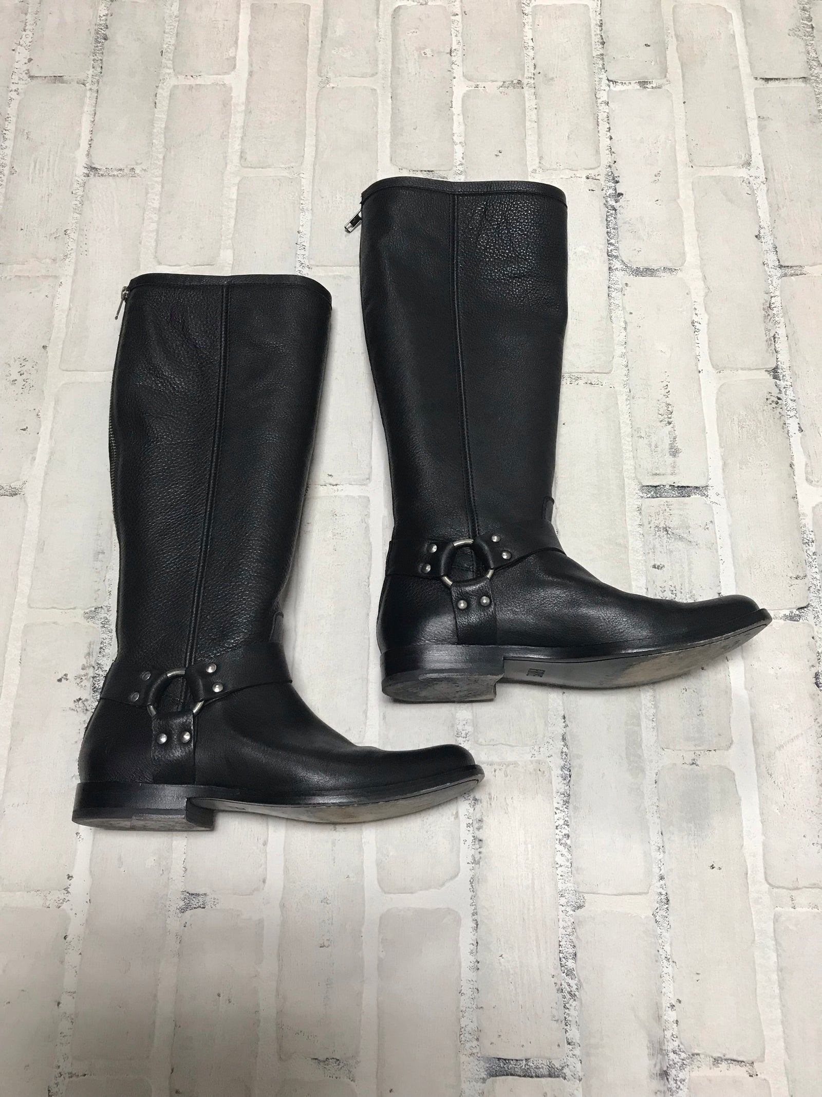Frye Phillip Riding Boots (8.5)
