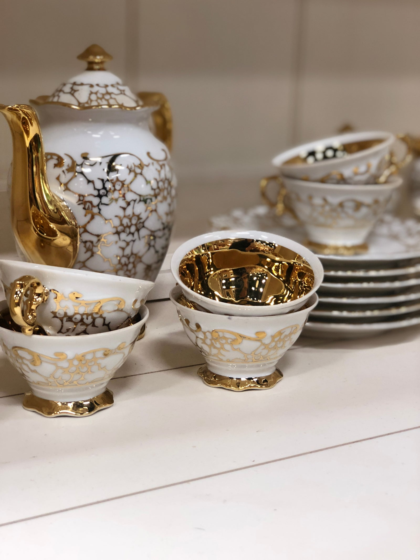 Haus Dresden Tea Set
